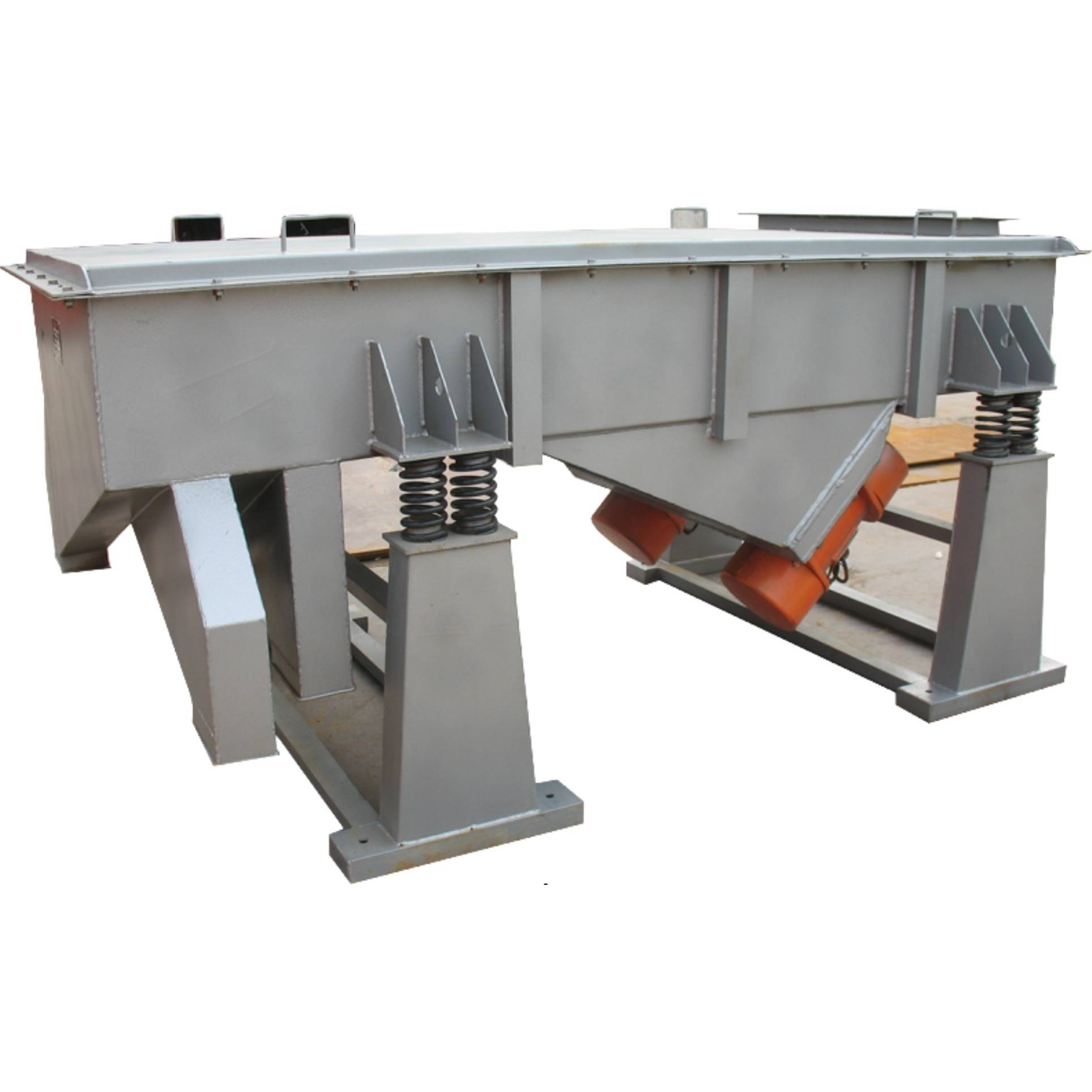 2016 HLZK Series Linear Vibrating Screen