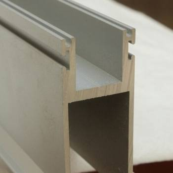 new design aluminum profile to make window and door made in China