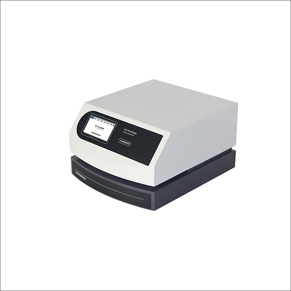 High Accuracy Air Permeability Tester Pressure-difference Method Separation Film Testing