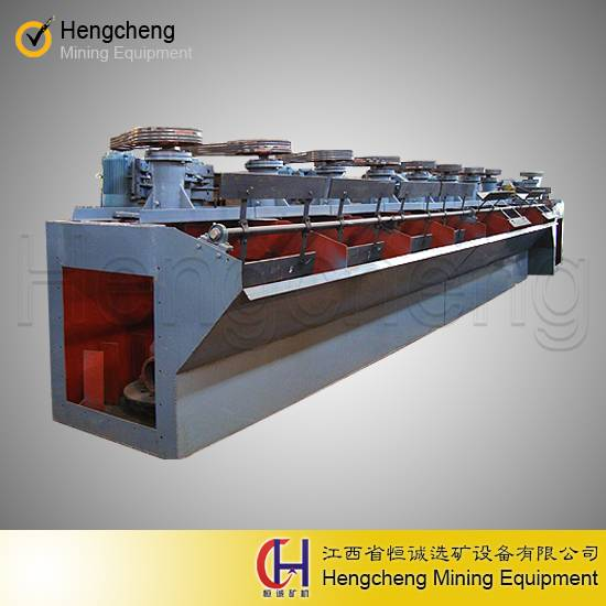 gold mining ore separation SF flotation cell flotation machine