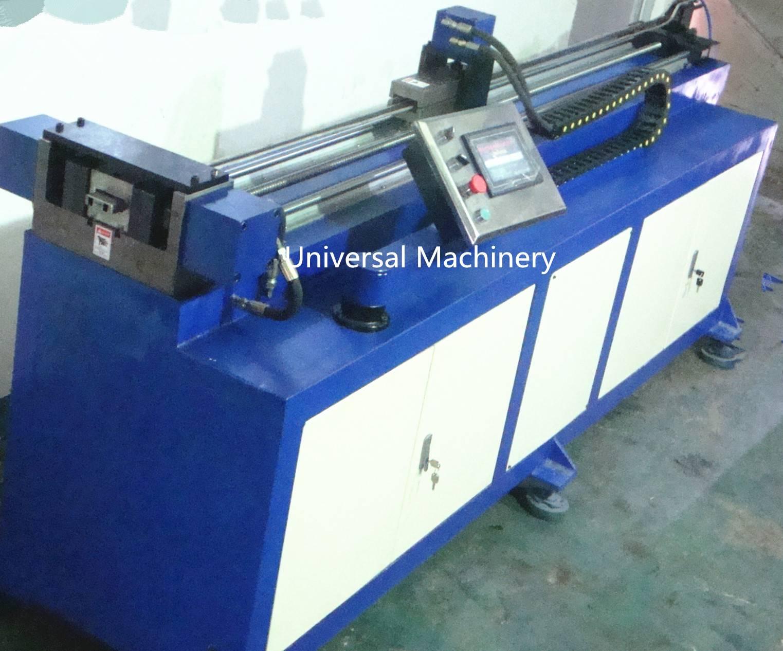 China Low price automatic CNC Pipe Hole Cutting Machine