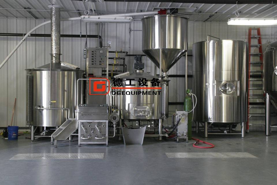 Ale/lager brewing equipment,china beer brewery equipment