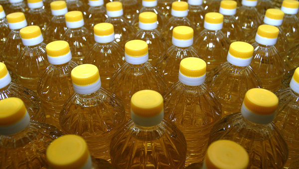 Turkish Grade A refined sunflower oil