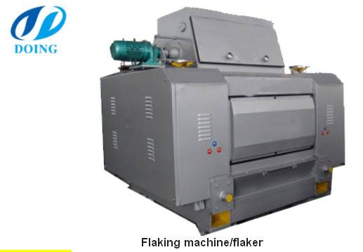 Cooking oil processing machine-oil seed flaking machine