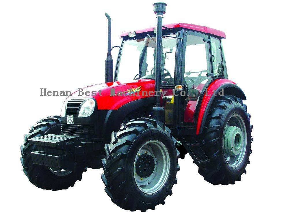 Agricultural tractor HT904