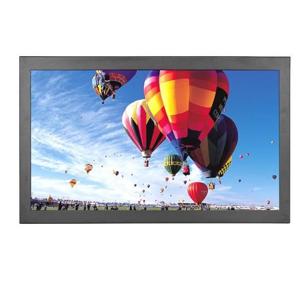 Industrial UHD LCD Monitor/ PCAP, IR, Touch/ 3840x2160/ 300cd(nit)/ DVI, HDMI, DP, RGB
