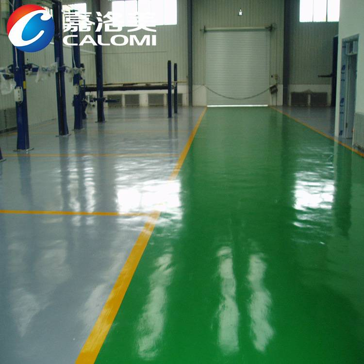 Calomi High Quality Stone Hard Industrial Floor Paint for Workshops