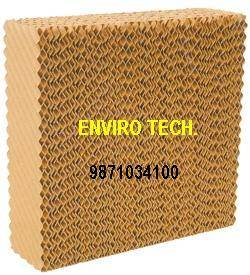 Cellulose Paper Pad / Cell Deck / Air Cooling Pad / Evaporative Cooling Pad,
