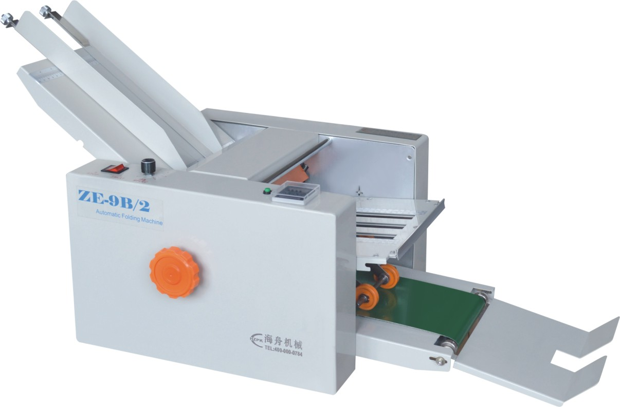Automatic Folding Machine for Paper Ze-9b/2