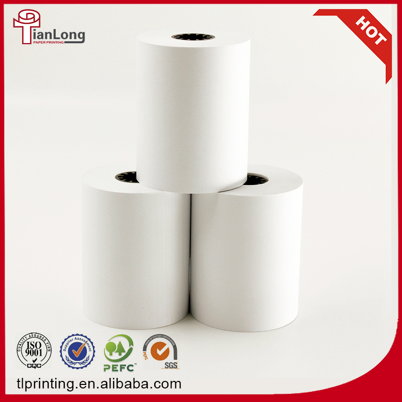 55gsm thermal POS paper with good quality