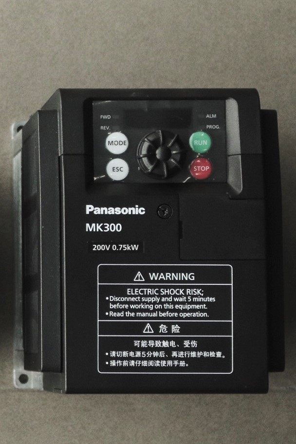 Panasonic Variable Frequency Drives / Inverters / Converters