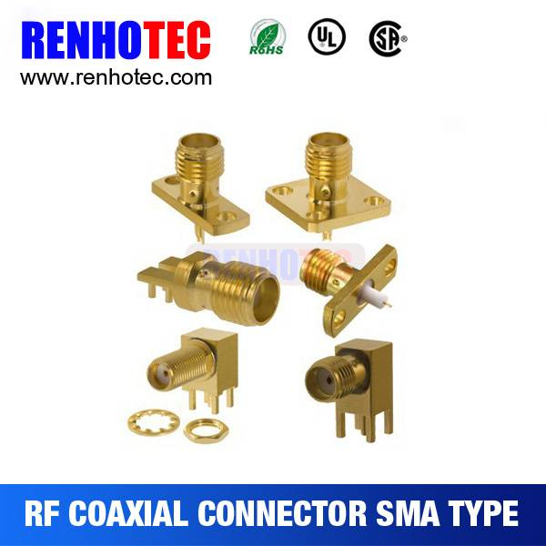 2016 Hot Dosin Sma connector Solder Made in China