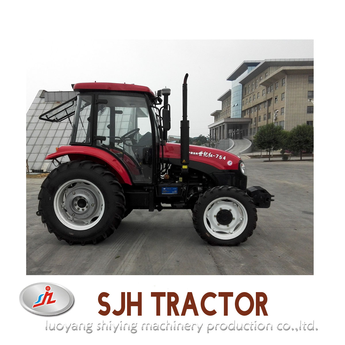 Hot Sale High Quality SJH754 Farm Tractor with CE Certificate