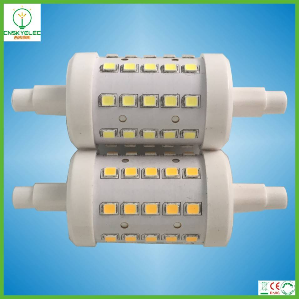 78mm LED R7s Lamp R7s LED Lamp LED R7s 360 Degree