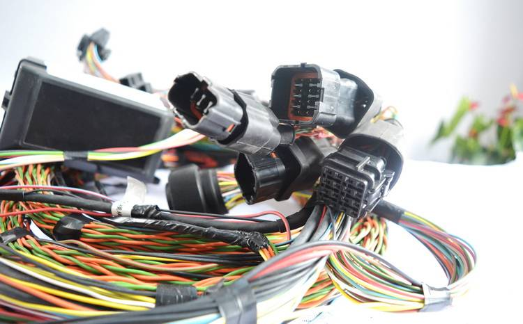 Auto Harness components