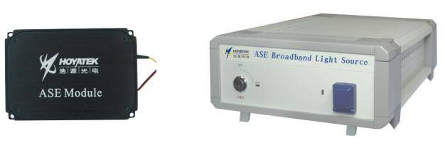 ASE Broadband Light Source