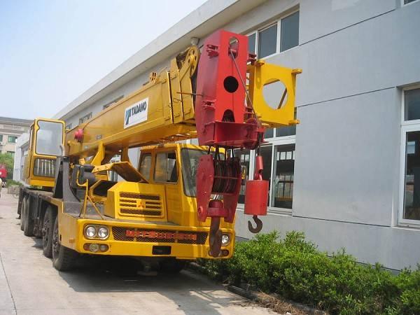 Used Truck Crane TADANO 45TON TG-450E