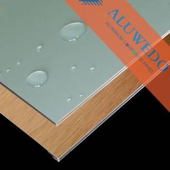 Aluwedo® aluminum composite panels