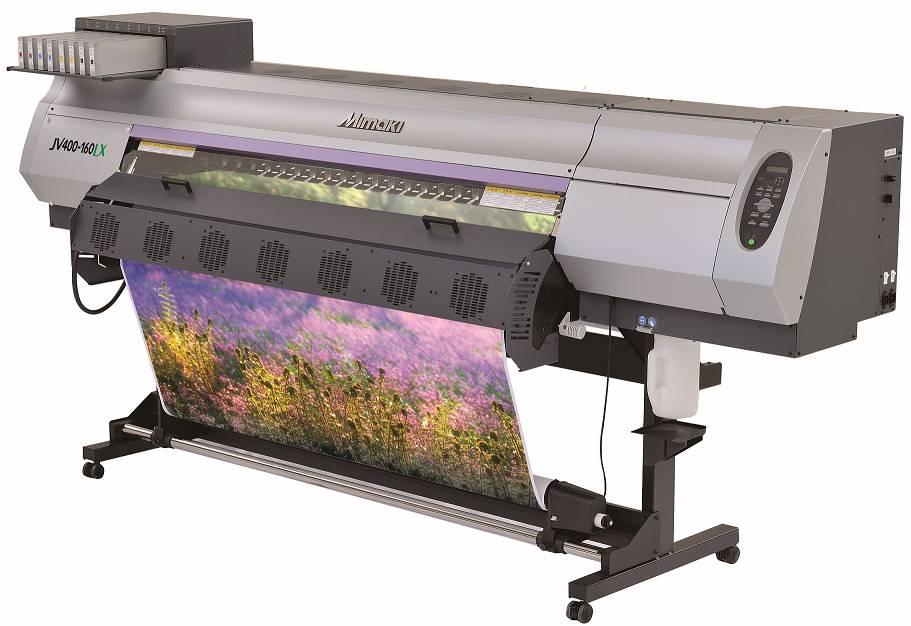 MIMAKI JV400-130LX Latex Wide Format InkJet Printer