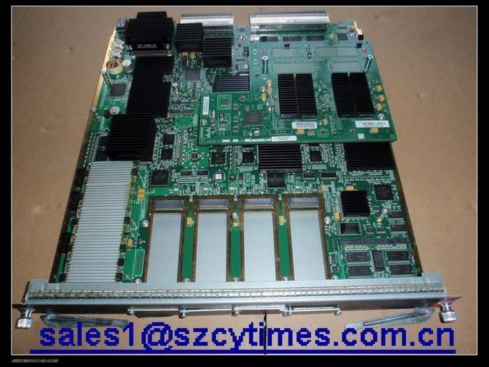 used Cisco WS-X6704-10GE switch module
