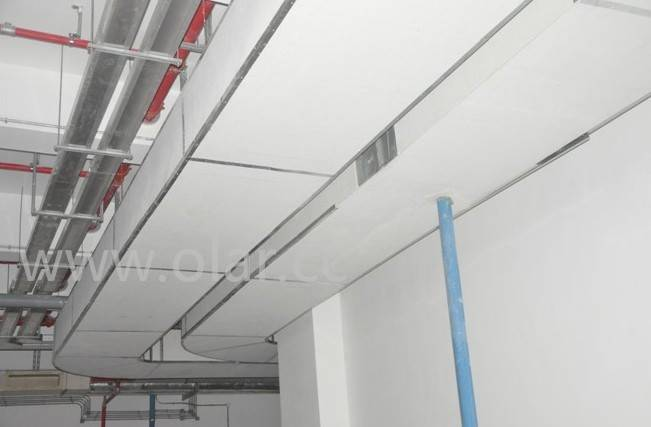 Builing Material--Professional Passive Fire Protection System