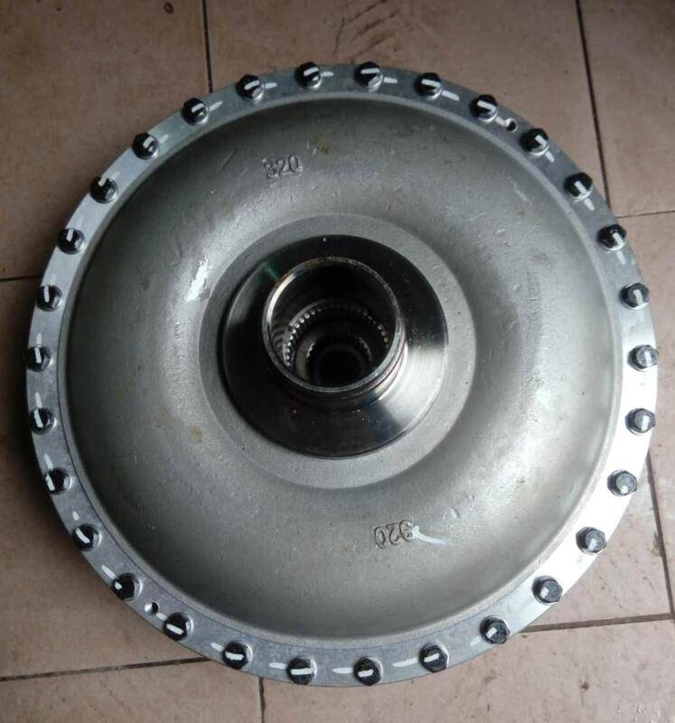ZF 6WG180      4166032876 Torque Converter 6WG180