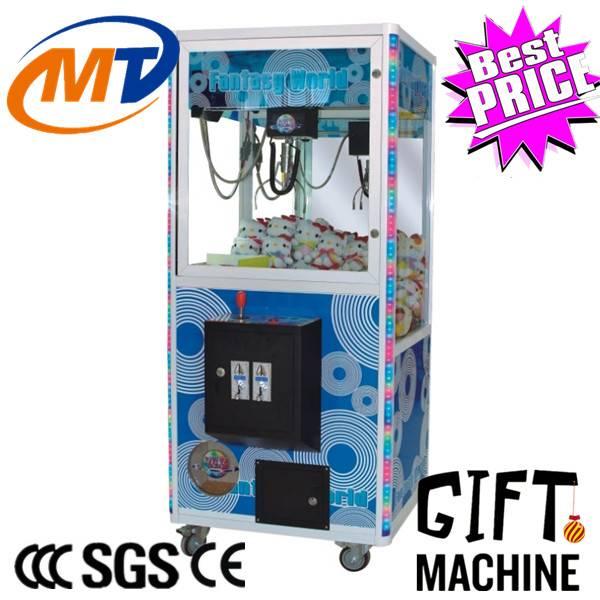 Golden Hand winner everytime cheap toy crane key master game machine