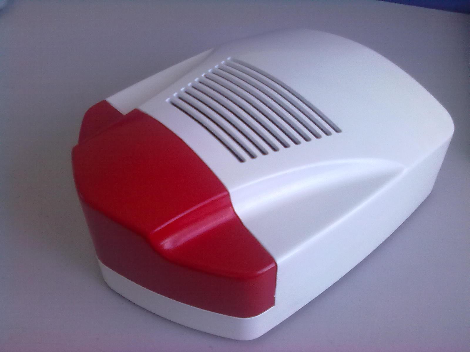 HC-F11 outdoor siren with strobe home burglar alarm