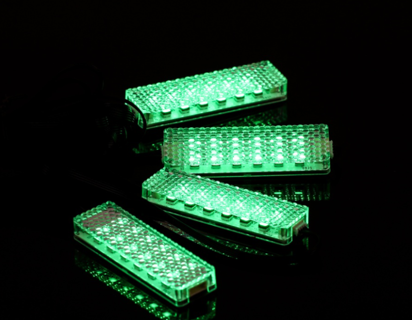 LED RGB atmosphere Light ambient light universal for All Car Styling Auto footwe