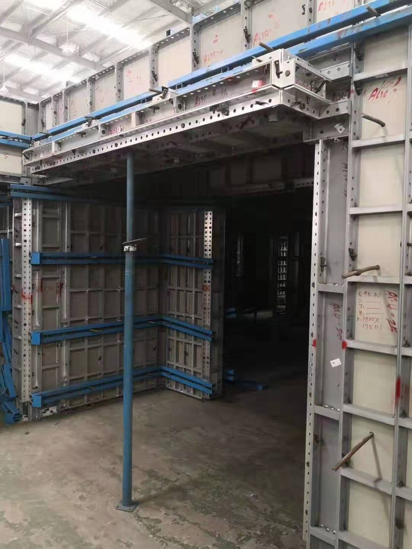 Easily Assembled Construction Building Aluminum Formwork