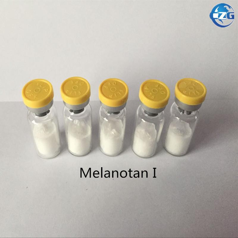 peptides powder Bodybuilding CAS No: 75921-69-6 Skin tanning Melanotan1,Melanotan I,MT1,mt1