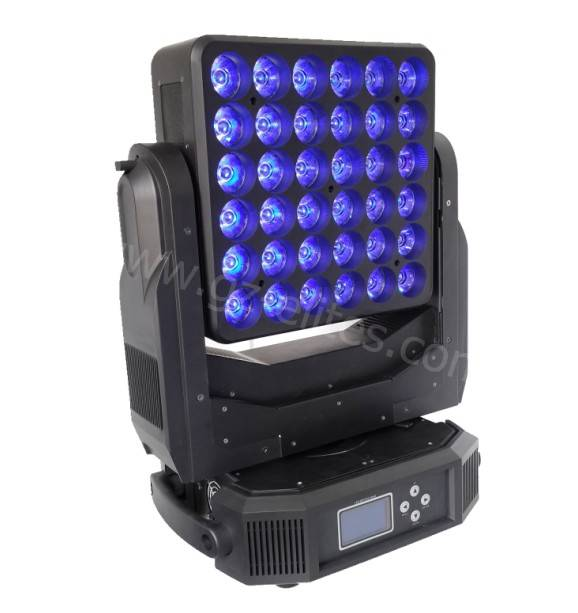 36*15W OSRAM LED Beam Matrix Moving Head Light