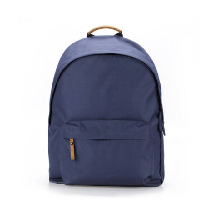 Xiaomi preppy style canvas backpack student bag computer bag schoolbag CZ-KR-01