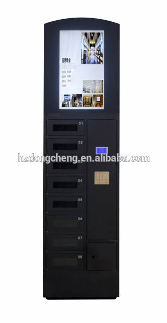 cell phone charging locker