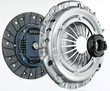 clutch cover and disc