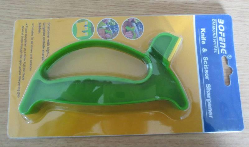 Knife & Scissor Sharpener