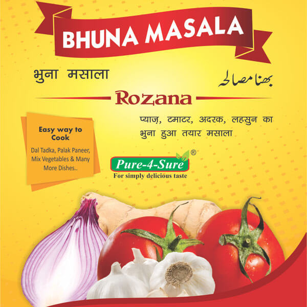 Rozana Bhuna Masala