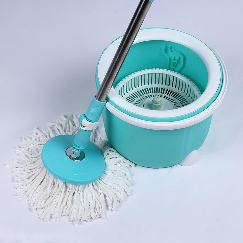 360 Single Bucket Magic Spin Mop