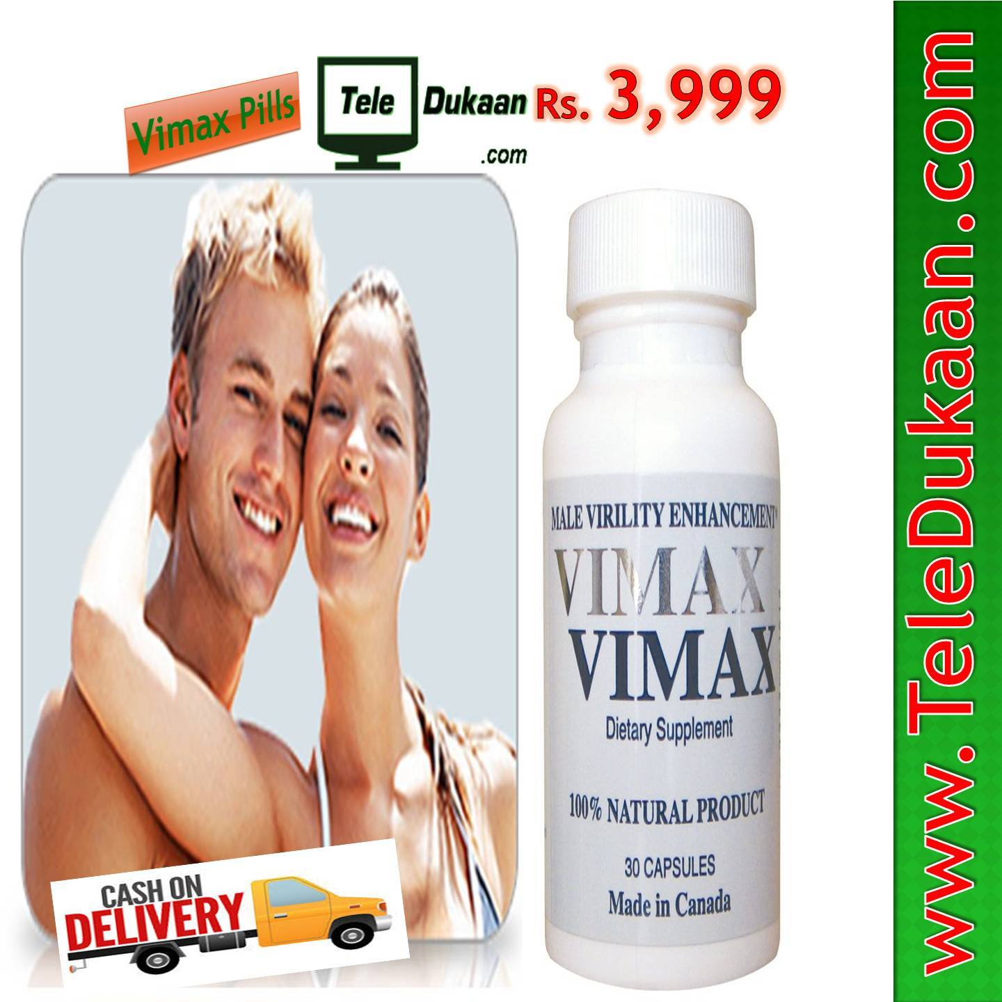 Vimax in Pakistan
