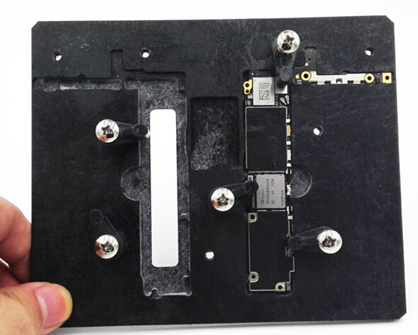 IPhone Motherboard Test Fixture Holder IPhone 5 5S 6 6S Plus PCB Repair