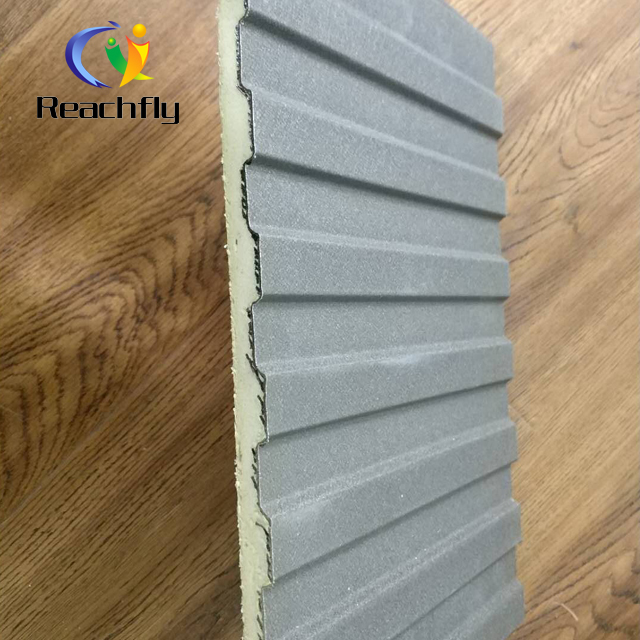 Light weight energy-saving decorative facade wall panel