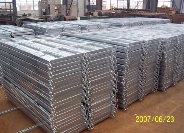 Scaffolding steel plank(metal board,metal deck)