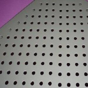 Duplex Perforated Metal
