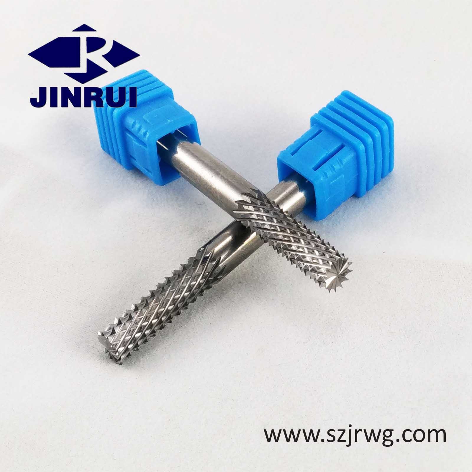 PCB CNC Router Bit; 3mm-10mm Solid Carbide End Mill; Engraving Flat End Router End Mill