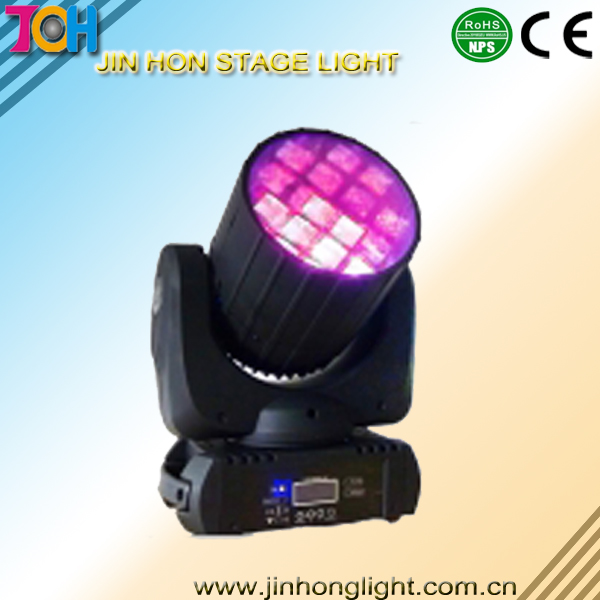 12x10w Infinite beam Moving Head Light
