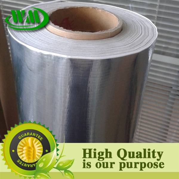 Heat insulation attic foil