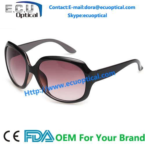 Fashion vintage square rivet sun glasses elegant women sunglasses 100% UV400 resistance