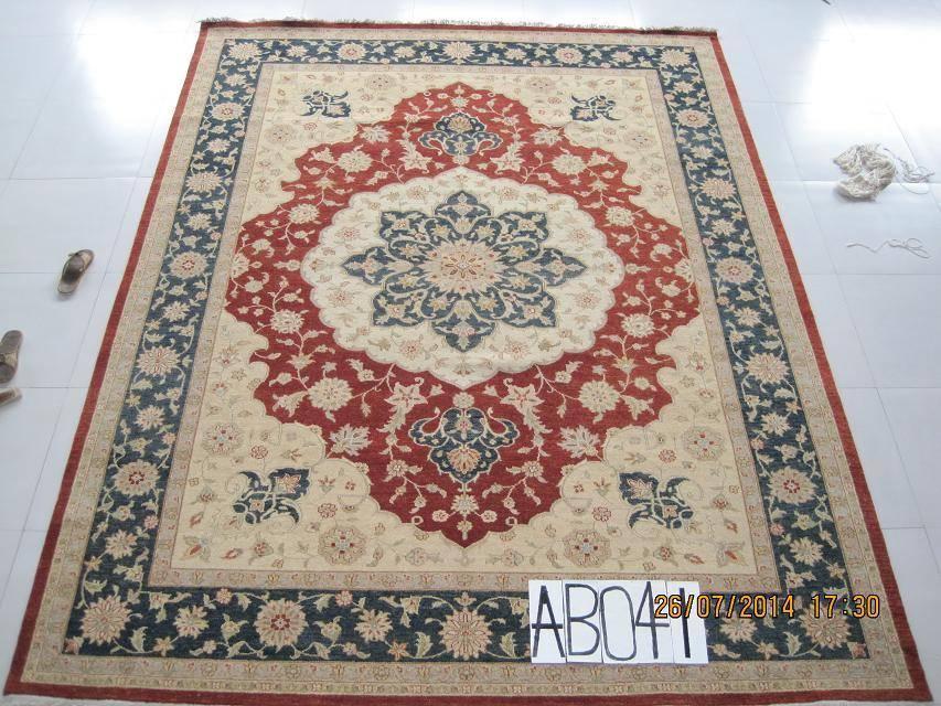 handmade wool persian rug