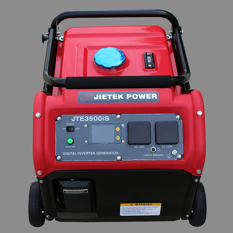 digital engineering inverter generator for residential