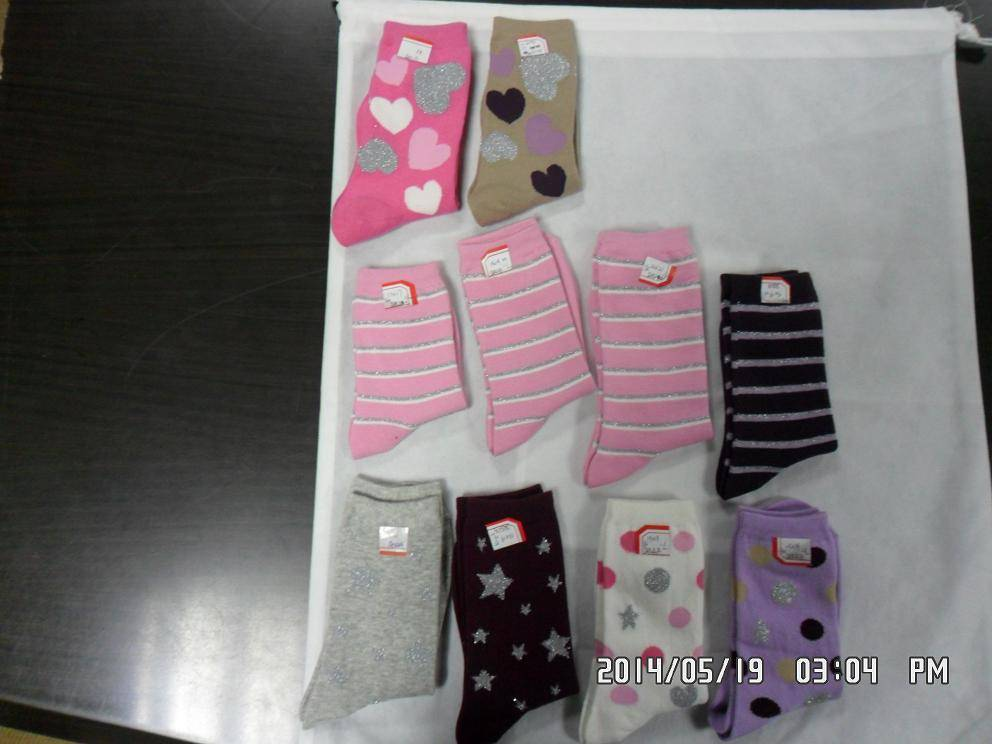 socks for children normal leg